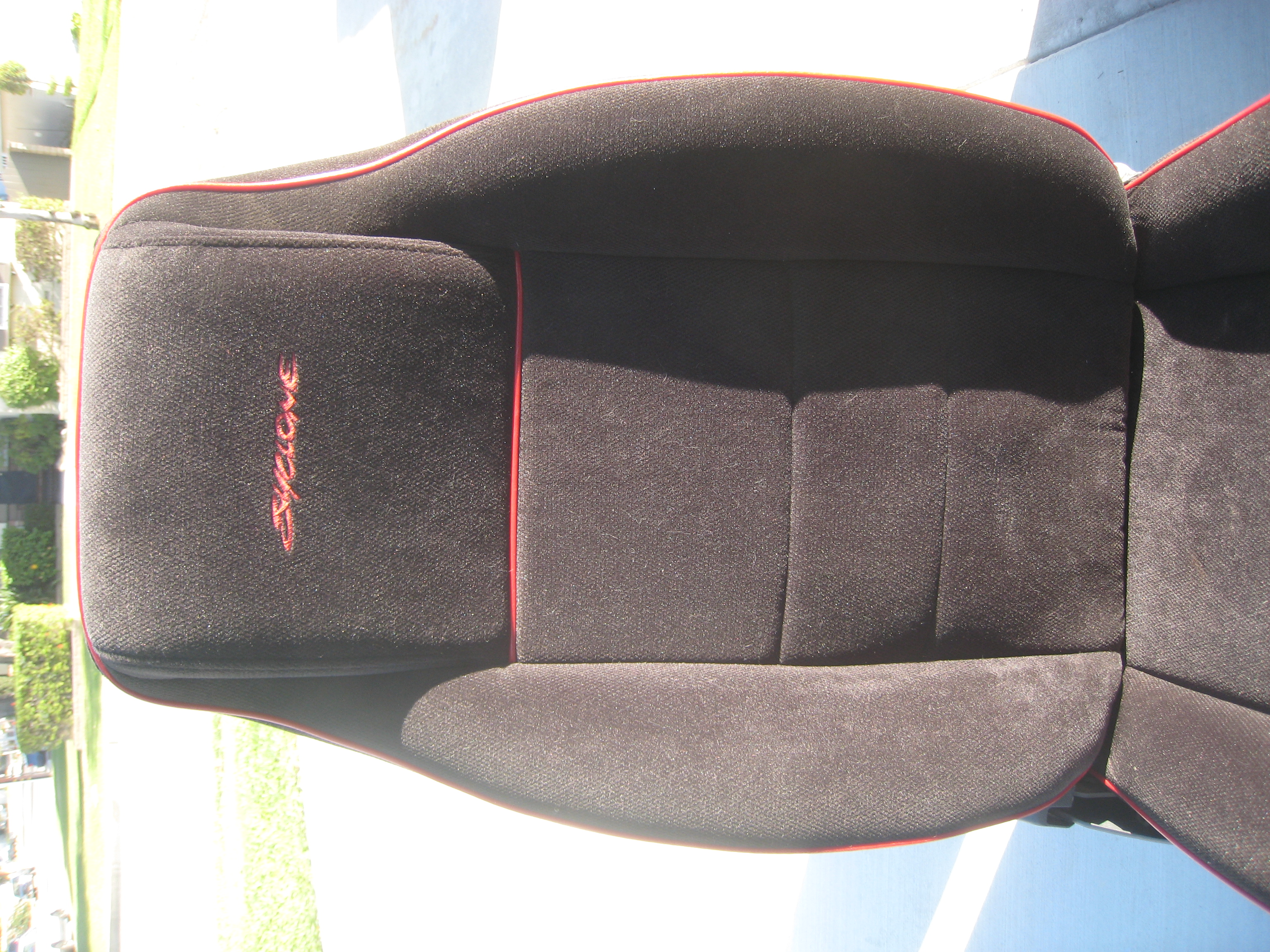 Gmc Syclone Seats